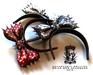 RO - Briar Bow Headband - Dots