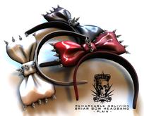 RO - Briar Bow Headband