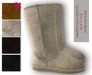 :: GLACE PEARLS :: Winter Ugg Boots (native) rigged mesh