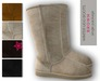 :: GLACE PEARLS :: Winter Ugg Boots (brown) rigged mesh