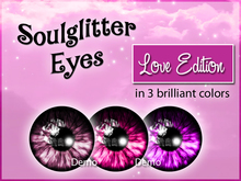GIFT *Soulglitter* Eyes LOVE Edition