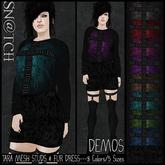 :::Sn@tch MESH Tara Dress (DEMOS):::