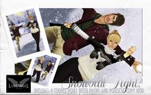 """[LA] LOSTANGEL """"The Snowball Fight!""""  - Multipose [PROMO]"""