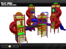 InterActive Mesh Play Area