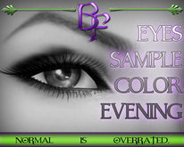 Beautiful Freak -  Evening Eyes - Chartreuse (free color)