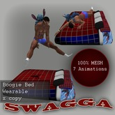 [SWaGGa] MESH Boogie! Bed Wearable
