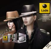 *LODE* Hat - Fredi [custom textures]