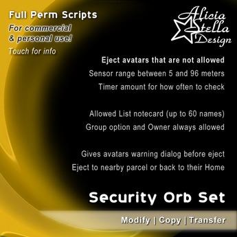 Full Perm Scripts - Sounds Scripts Set