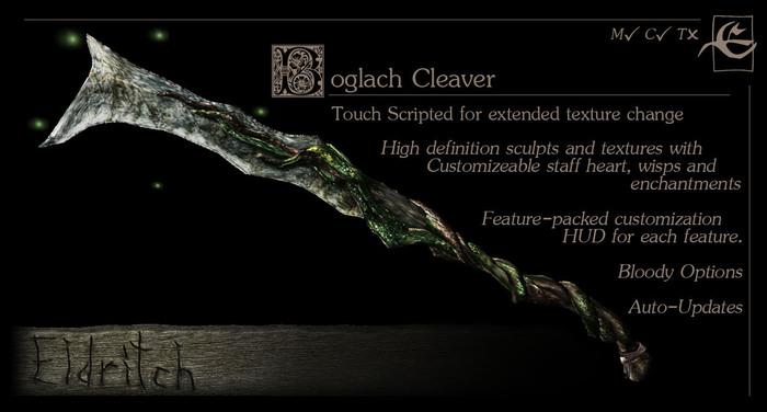 Boglach Cleaver