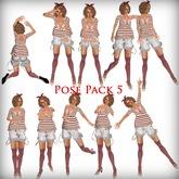 *Fantasista*pose pack5