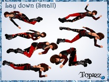 Topazz - Lay down for small avatars (Hud)