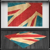*~LT~* UK Flag Rug