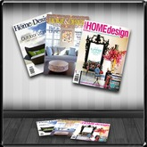 *~LT~* Home Design Magazines