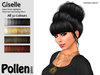 Pollen Hair - Giselle - ALL 32 COLOURS - SALE 50% OFF