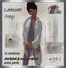Lab coat (incl. purple scrubs) by *CCP*