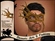 Branch Mask - Brown