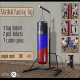 .:Standby Inc. - Marshall Punching Bag