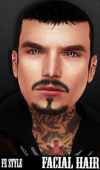 ::Fe Style:: Facial Hair - 3ED - 8