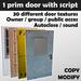 1 prim door with script