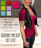 :: Urban Jacket Set 02 ::