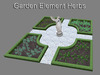 Baroque Garden Element Herbs (mesh with only 6 prims)