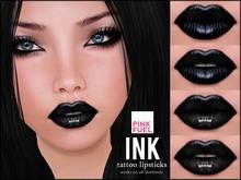 [PF] INK Lipstick/LipGloss
