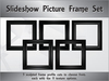 Slideshow picture frame set vendor mp 03
