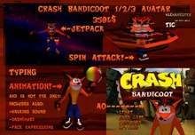 [KD]Crash Bandicoot