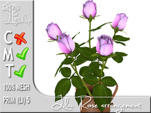 TERRASHOP-Lilac rose arrangement MT