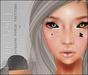 [IMP TAIL] Kawaii face tattoo