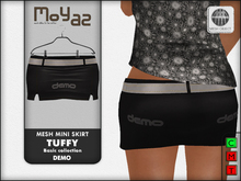 Tuffy Mesh Miniskirt~ basic collection - DEMO