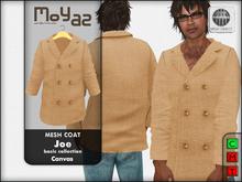 Joe mesh coat ~ basic collection - Canvas