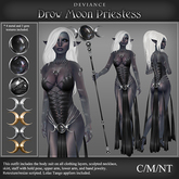 * Deviance * Drow Moon Priestess (Witching Hour)
