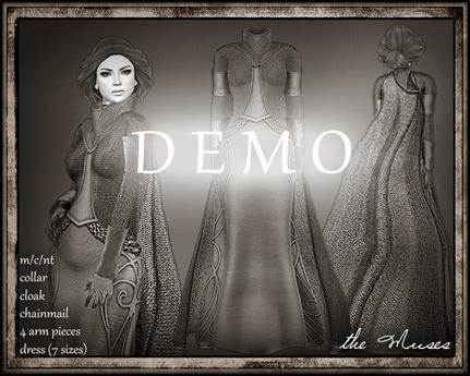 The Muses . Rainha . DEMO