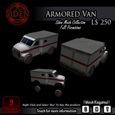 Armored Van (Box)