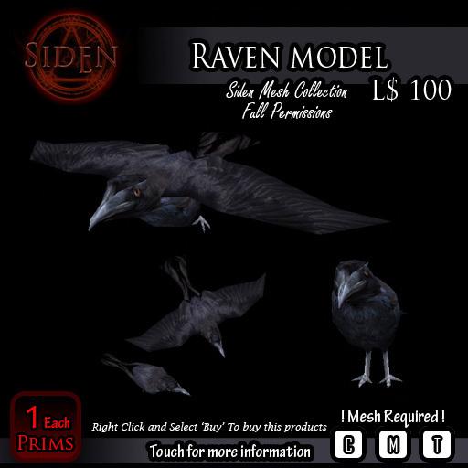 Raven model