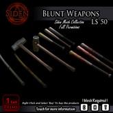 Blunt Weapons
