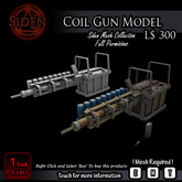 Coil Gun Model (Box)
