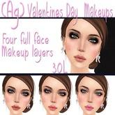 (Ag) Valenine's Day Makeups