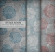 Vintage Bloom { 80 seamless & shaded fabric textures }