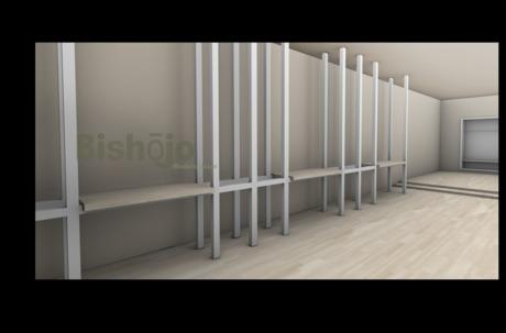 Bishojo - Sublime mesh shop ( Light )