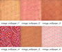 Red vintage wallpaper textures key