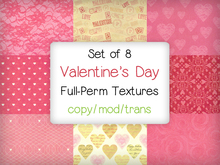 [croire textures] valentine's day textures (boxed)