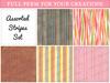 [croire textures] assorted stripes set (boxed)