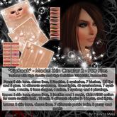 DEmo *RipRock* - Model Skin Creator 2 PSD Files