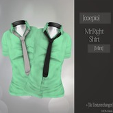 [coepio] Mr.Right Shirt [Demo]