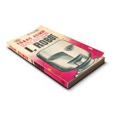 """Mesh Book Prop Isaac Asimov """"I,Robot"""""""