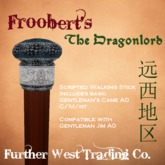 @DF@ The Dragonlord Walking Stick c/m/nt