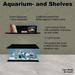 Aquarium- and Shelf