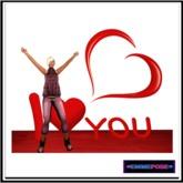 EmmePose I Love You